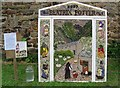 SK3658 : Brackenfield Well Dressing 2007 by Nikki Mahadevan