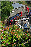 SC4384 : Great Laxey Mines Railway by Andy Stephenson