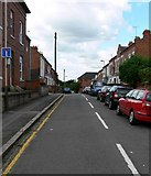 SK5802 : Rutland Avenue, Aylestone by Mat Fascione