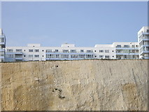 TQ3303 : There'll be bluebirds over, the white cliffs of..... Brighton by Tim Hallam