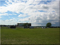SE4248 : Wetherby Racecourse by DS Pugh