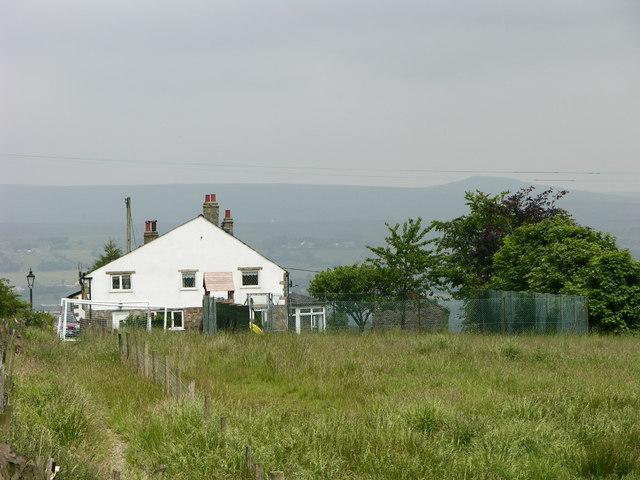 House above Tottington