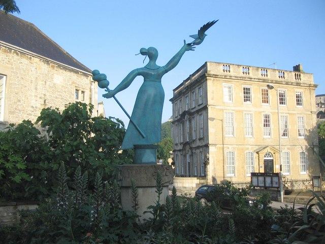 Millie sculpture