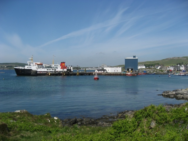 Port Ellen Ferry Terminal
