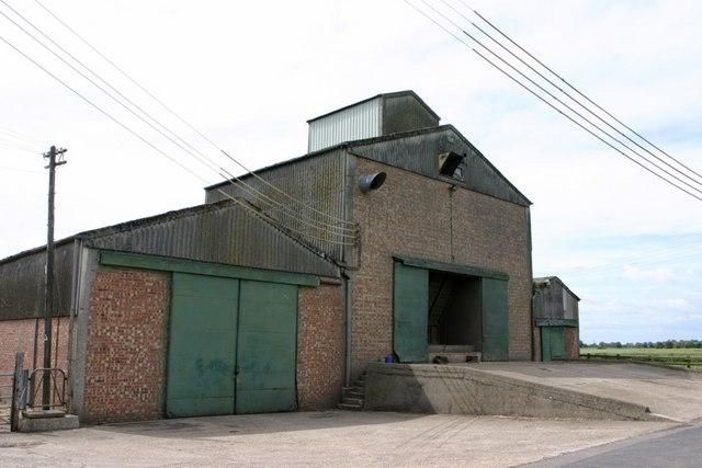 Barn, Priory Farm