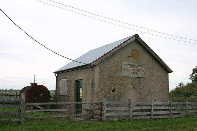 Brack Pumping Station