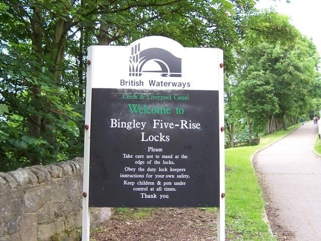 British Waterways Notice