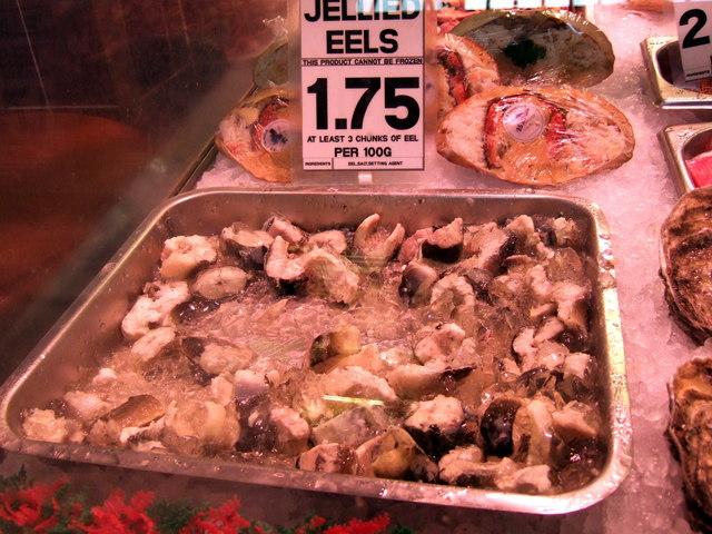 Jellied eels