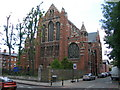 TQ3074 : Corpus Christi Catholic Church, Brixton Hill by Danny P Robinson