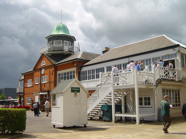 The Club House Brooklands