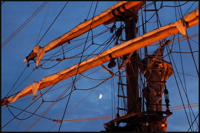 The summer solstice at Bangor (1)