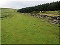 SK1687 : The Roman Road to Hope Cross by John Fielding