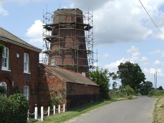 Halvergate Mill