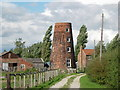 SE5912 : Wrancarr tower mill, South Yorkshire by Bob Paterson