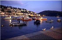 SX8751 : Harbour at Dartmouth by Trevor Rickard