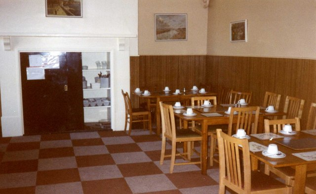 Kesgrave Hall School (Boys Dining Room)