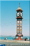 SY6879 : Jubilee clock tower, Weymouth by Chris Downer