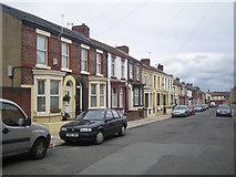 SJ3595 : Liverpool: Helena Street, L9 by Nigel Cox