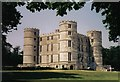 SY8582 : East Lulworth: Lulworth Castle by Chris Downer