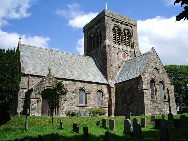 St Bridget's Church, Bridekirk