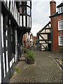 SO7137 : Upper Church Lane, Ledbury by Pauline E