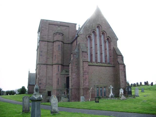 Church of the Holy Spirit, Distington