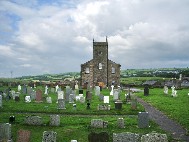 Church of St Bridget, Moresby