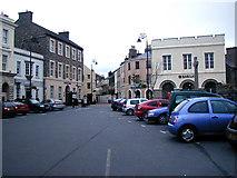 SC2667 : Castletown Square by Chris Gunns