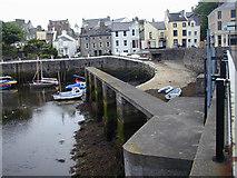 SC2667 : Castletown harbour by Chris Gunns