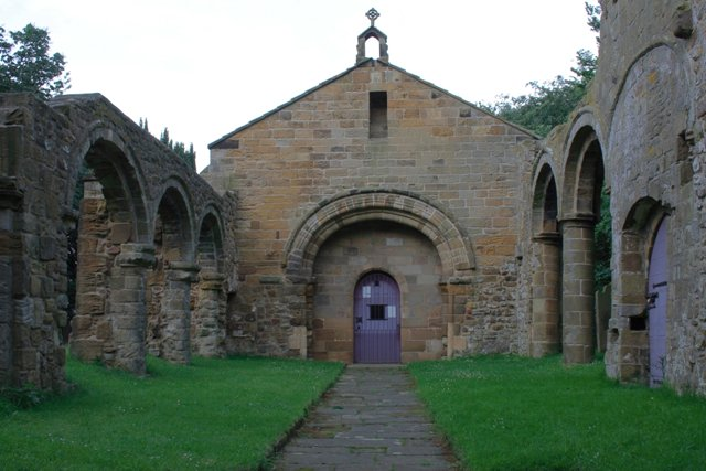 Whorlton Old Church