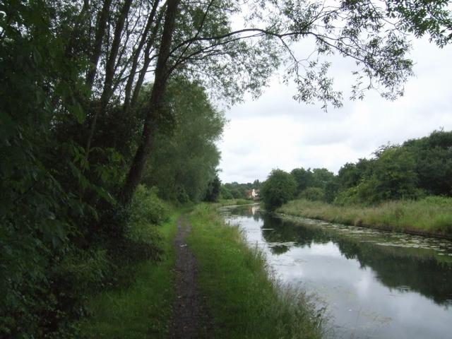 Loop on the Wyrley and Essington Canal