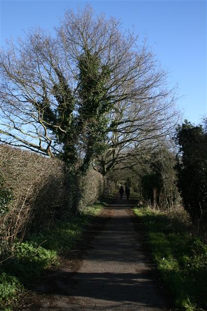 Marston Lane, Eaton