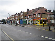 TQ2087 : Kingsbury: Church Lane, NW9 by Nigel Cox