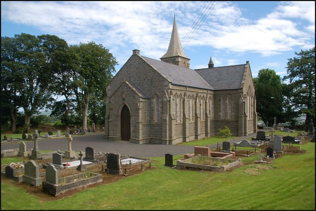 St John's church, Ballycarry