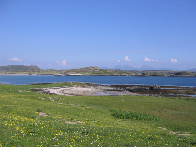 Colonsay, Ardskenish peninsula