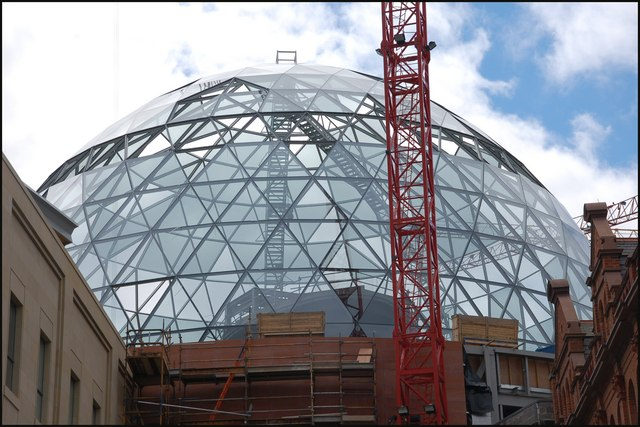 Belfast's new dome (2)