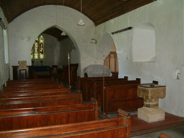 St David's Church, Brawdy, Pembrokeshire