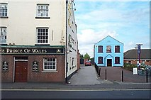 SK4641 : Two pubs - and a Health Centre by Garth Newton