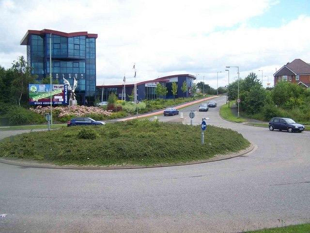 Park Plaza, Hayes Way, Heath Hayes
