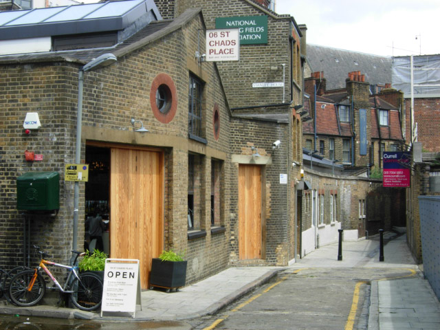 St Chad's Place, King's Cross