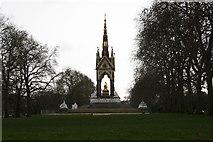 TQ2679 : Albert Memorial by Katy Walters