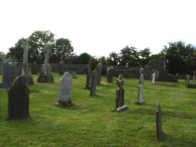 Killinane graveyard