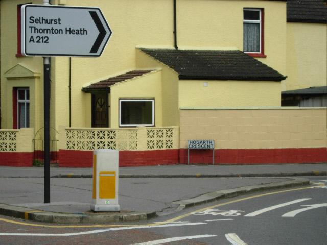 Hogarth Crescent, Croydon
