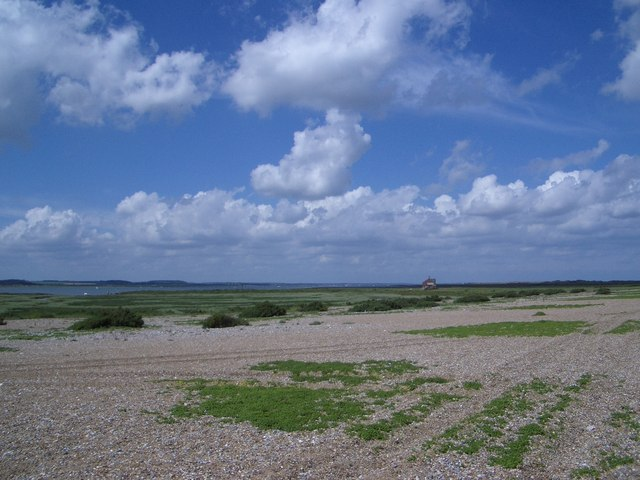 The Watch House on Blakeney Point