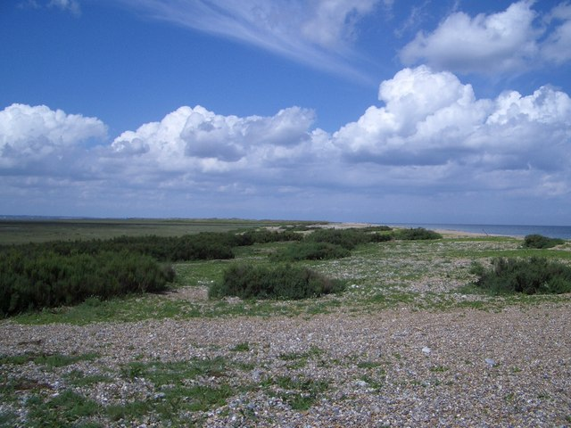 Blakeney Point and the North Bight
