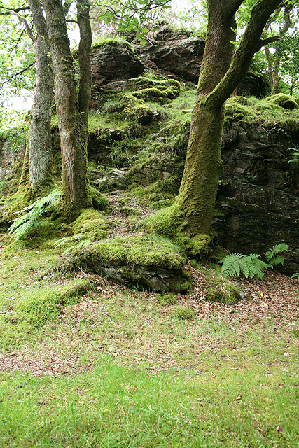 Whitchurch: Goat Rock
