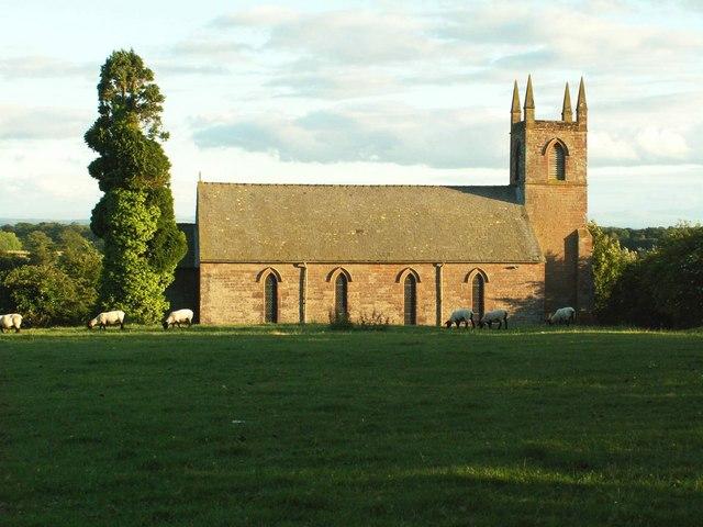 Church of St Mary, Stapleton