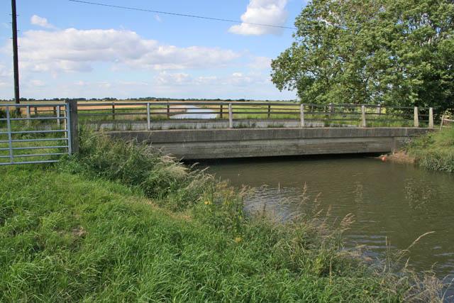 High Bridge over the Great Eau