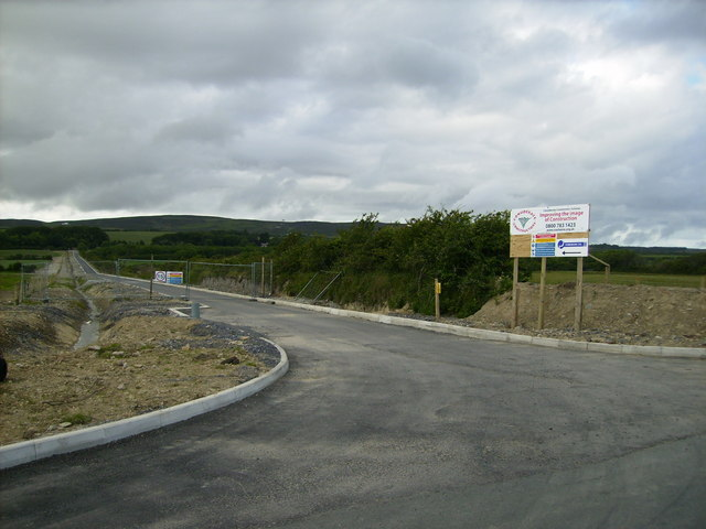 Yet another development site on the Isle of Man