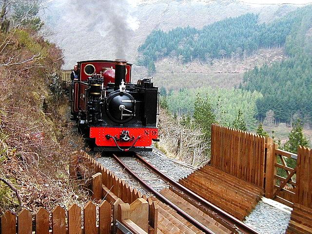 Vale of Rheidol Railway